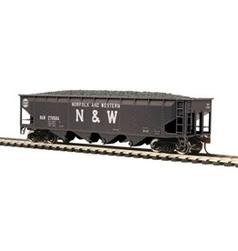 MTH - HO 8575039	 - 	HOPPER NORFOLK WEST 70 TON HO