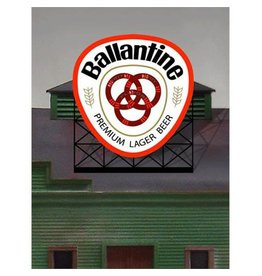 Miller Engineering 880501	 - 	BALLANTINE BILLBOARD
