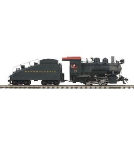 MTH - Premier 20-3598-1 - Pennsylvania0-4-0 A-5 Switcher Steam Engine w/Proto-Sound 3.0 (Hi-Rail Wheels) 20-3598-1