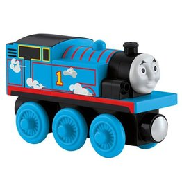 Thomas the Tank ROLL N' WHISTLE THOMAS - Wooden Thomas the Tank - Fisher Price