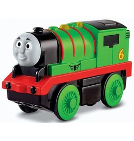 Thomas the Tank PERCY Battery Operated - Wooden Thomas the Tank - Fisher Price