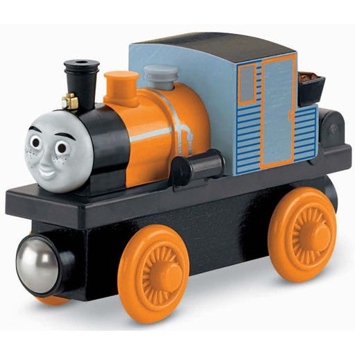 Thomas the Tank DASH - Wooden Thomas the Tank - Fisher Price