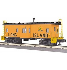 MTH - RailKing 30-77295 O Gauge RailKing Bay Window Caboose Long Island