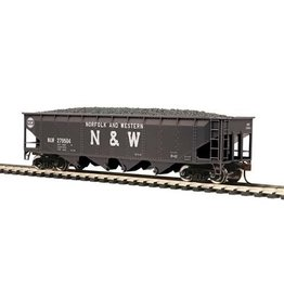 MTH - HO 8575041	 - 	HOPPER NORFOLK WEST 70 TON HO