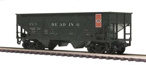 2097155 -  HOPPER READING W/COAL LOAD