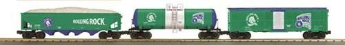 307043 - HOPPER ROLLING 3-Car Freight