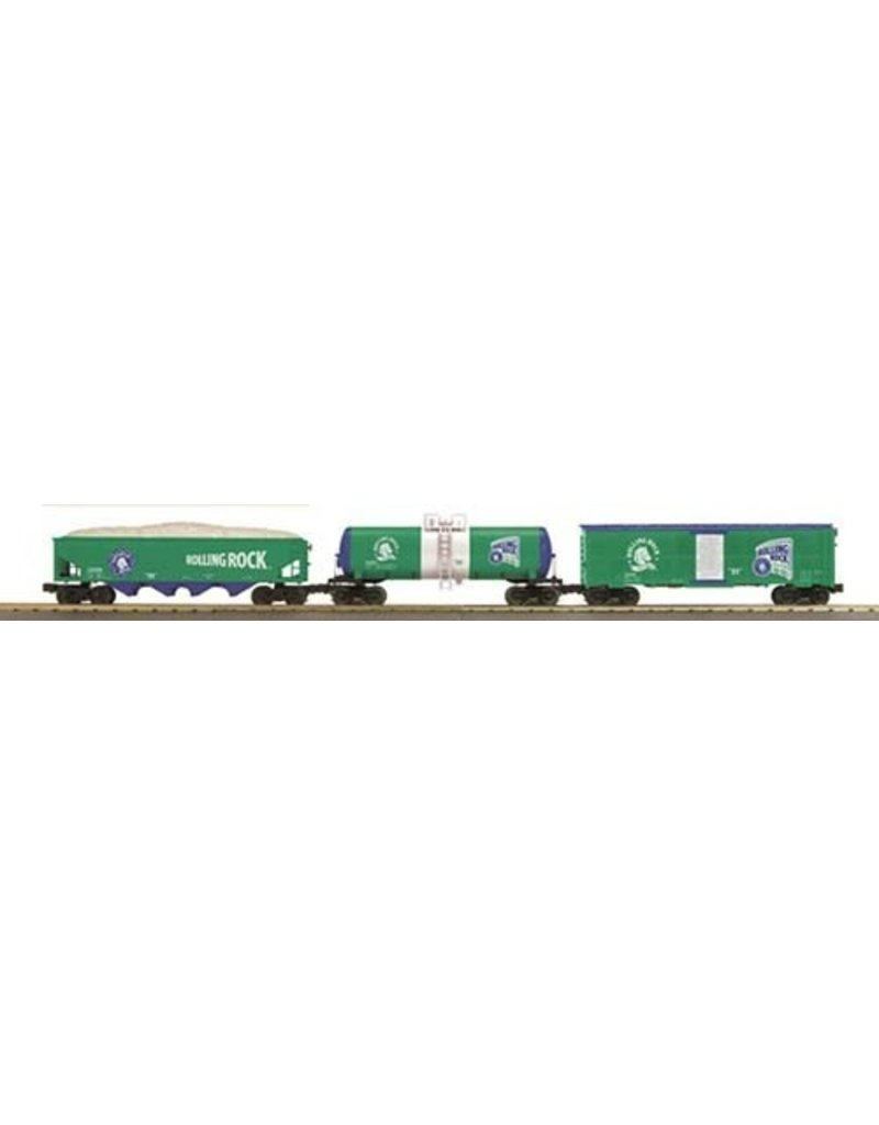 307043	 - 	HOPPER ROLLING 3-Car Freight