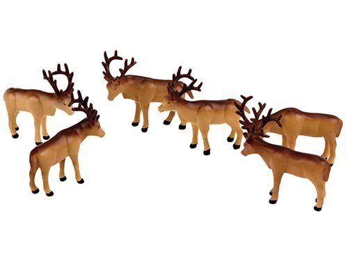 Lionel 624251 - POLAR EXPRESS CARIBOU ANIMAL PACK