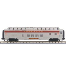 MTH - RailKing 30-67882	 - 	Pennsylvania 60' Streamlined Full-Length Vista Dome Car