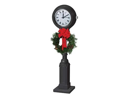 Lionel 6-82005 - Old Style Clock Tower - Christmas