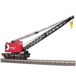 MTH - RailKing 3079329	 - 	CRANE CAR CP RAIL AMERICAN