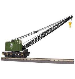 MTH - RailKing 3079361 - CRANE CAR U.S. ARMY AMERICAN