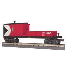 MTH - RailKing 3079333 - CRANE TENDER CAR CP RAIL
