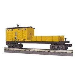 MTH - RailKing 3079441 - CRANE TENDER CAR LEHIGH VALLEY