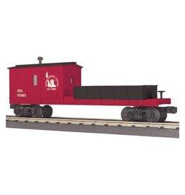 MTH - RailKing 3079387 - CRANE TENDER JERSEY CENTRAL