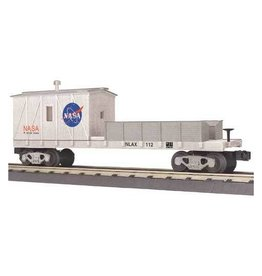 MTH - RailKing 3079388	 - 	CRANE TENDER NASA