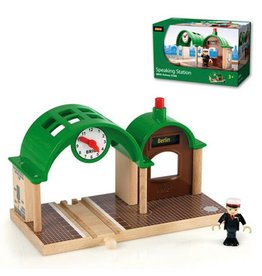 BRIO BRIO -  SPEAKING STATION