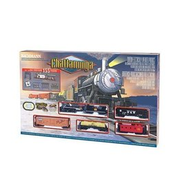 BACHMANN 00626 - Chattanooga Steam Freight Set