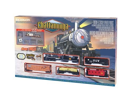 BACHMANN 00626 - Chattanooga Steam Freight Set