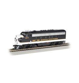 BACHMANN 64303 - Norfolk Southern A Unit - HO - DCC