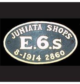 CUSTOM 26205 - JUNIATA E.6.S