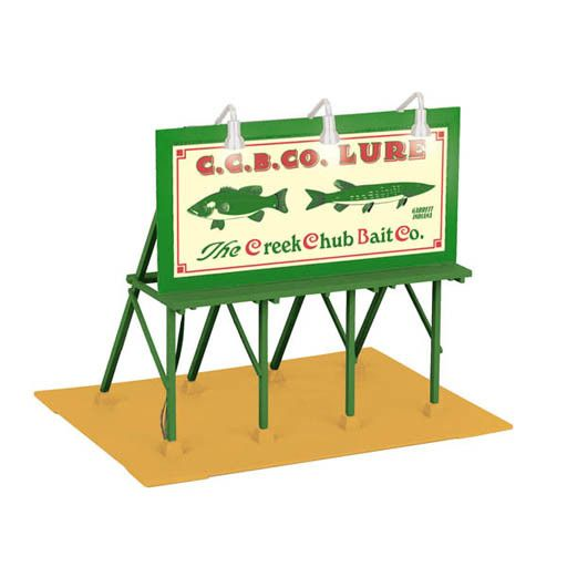 MTH 3090361	 - 	BILLBOARD CREEK CHUB BAIT CO