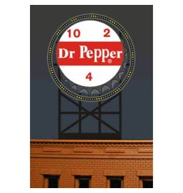Miller Engineering 2681	 - 	ANIMATED LIGHTED BILLBOARD Dr PEPPER