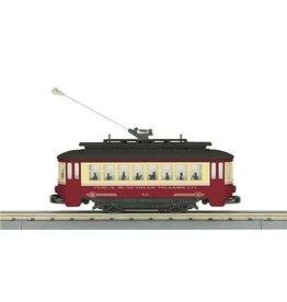 MTH - RailKing 305143 - PHILADELPHIA BUMP-N-GO TROLLEY