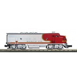 MTH - RailKing 30-20371-1 Santa Fe F-3 Diesel Engine A - unit