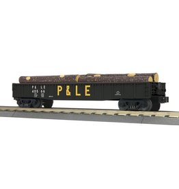 MTH - RailKing 30-72180 - gondola car w/log load