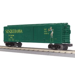 MTH - RailKing Susquehanna Box Car