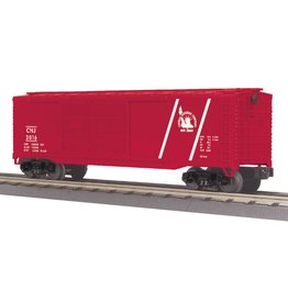 MTH - RailKing Jersey Central 40' Double Door Box Car