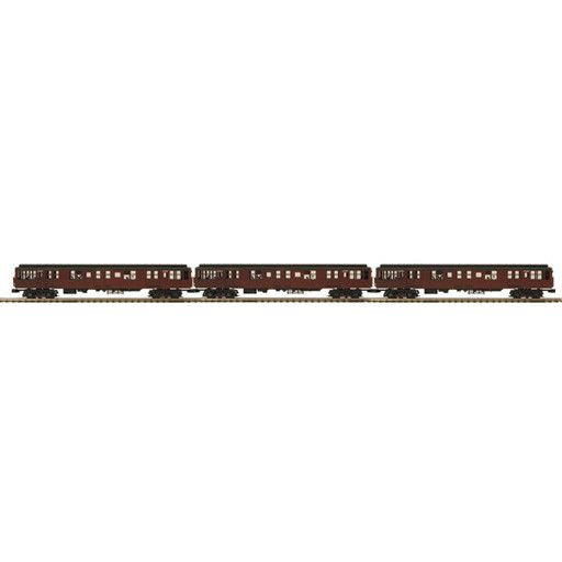 MTH - Premier 2026753	 - 	BMT 2500 Series 3-Car Subway Se