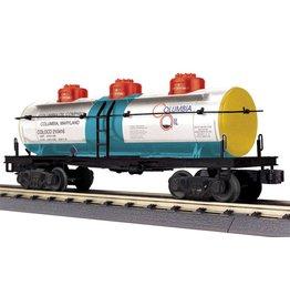 MTH - RailKing 30-73491 Three Dome Tank Car