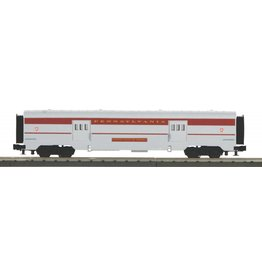 MTH - RailKing 30-67911 PRR 60' Streamlined Baggage Car