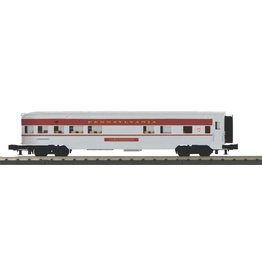 MTH - RailKing 30-67913 PRR 60' Streamlined Observation Car