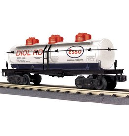 MTH - RailKing 30-73492 3-Dome Tank Car