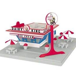MTH - RailKing 3090464 - DAIRY KING RESTAURANT STAND