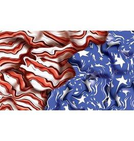 3980 - PINECAR FREEDOM FLAG BODY