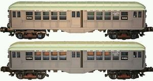 3027563 - SUBWAY METRO LoV 2 CAR TW0 T0NE