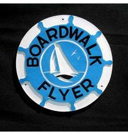 CUSTOM 26228 - BOARDWALK FLYER OBSERVATION Emblem Builder plate