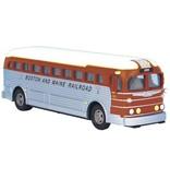 MTH 3050069 - BOSTON & MAINE BUS