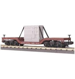 MTH - RailKing 308302 - Die-Cast Dep. Center Flat Car