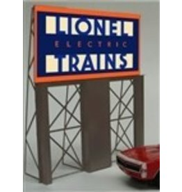 Miller Engineering 880301	 - 	LIONEL ROADSIDE BILLBOARD