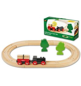 BRIO BRIO -  LITTLE FOREST TRAIN SET