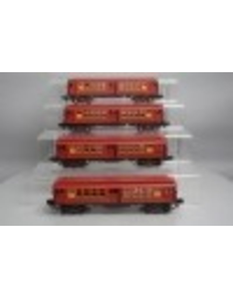 3024481	 - 	LO-V 4-Car Subway Set with Prot