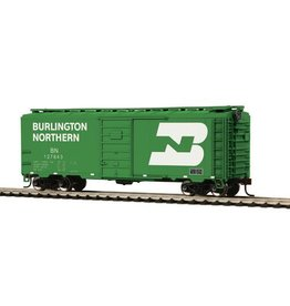 MTH - HO 85-74106	 - 	BOX CAR B.N. 40' PS-1 HO