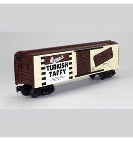 MTH 3074128 - BOX CAR BONOMO TURKISH TAFFY CHOCOLATE
