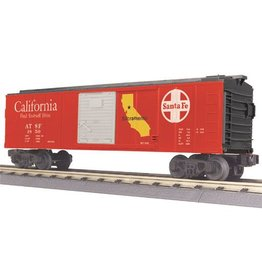 MTH 3074036	 - 	BOX CAR CALIFORNIA STATE