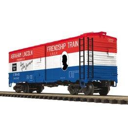 MTH - Premier 2093521 - BOX CAR CHICAGO BURLINGTON